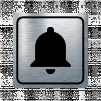 Указателна табела камбана - инокс
